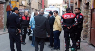 Barlar sokağında kavga: 2 yaralı