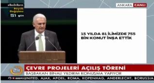 Başbakan Yıldırım: Türkiye'de ilk defa çevreye karşı işlenen suçları kabahatten çıkardık TCK kapsamına aldık