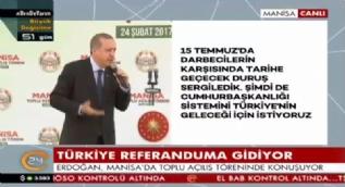Erdoğan: Gücü ve yetkiyi ayrı makamlara dağıtanlar bunun maliyetini umursamadılar