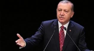 Cumhurbaşkanı Erdoğan: Sefer emri olanlar Afrin  için hazır olsunlar