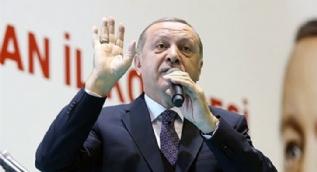 Cumhurbaşkanı Erdoğan: Güneşi gören buz kütlesi gibi eriyip gidecekler