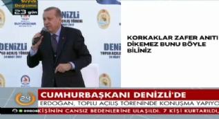 Cumhurbaşkanı Erdoğan:Sen ne anlarsın FETO'den, sen kimsin haddini bil!