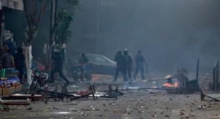 Mısır'da korkunç patlama: Ölü ve yaralılar var