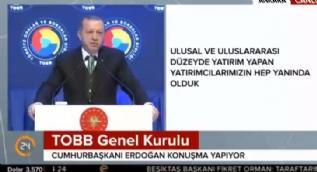 Cumhurbaşkanı Erdoğan: Bir kalkınma hamlesi yapacaksanız buna şehircilikten başlayacaksınız