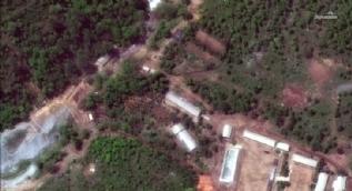 Kuzey Kore nükleer tesisi tamamen yıktı!
