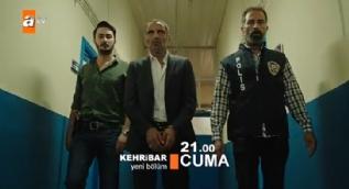 Kehribar 15. b�l�m final fragman�