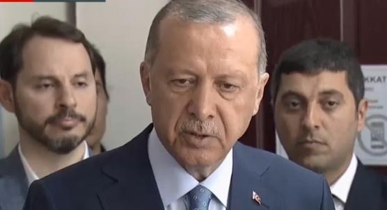 Cumhurbaşkanı Erdoğan 'Bu seçimle beraber Türkiye demokratik bir devrimi gerçekleştiriyor'