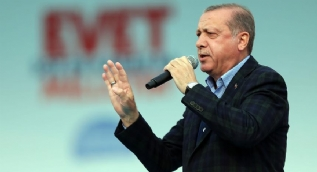 Cumhurbaşkanı Erdoğan, zafer konuşmasını yaptı