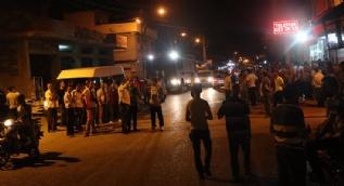 İki grup arasında çıkan silahlı kavgaya biber gazlı müdahale