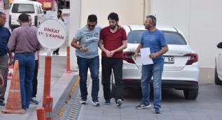 FETÖ'nün 'mahrem abisi' kovalamacada polise çarptı