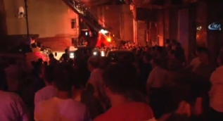 Etnospor K�lt�r Festivali ba�lad�