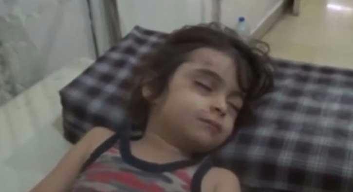 Bombard�man alt�ndaki Halep'te mucize kurtulu�