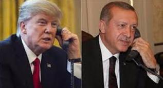Trump Cumhurbaşkanı Erdoğan'ı arayacak