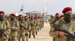 Afrinli Kürt Şahinleri, YPG/PKK´ya karşı hazırlıklarını tamamladı