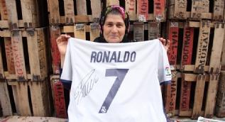 Ümmiye Teyze: Rüyamda görsem hayra yormazdım. Gerçekten yanımdaydı Ronaldo