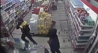 Silahlı soyguncular polise böyle yakalandı