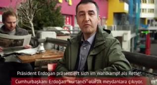Güçlü Türkiye Cem Özdemir'i de korkutttu