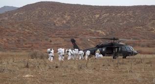Hakkari'de sızma girişimi: 6 terörist öldürüldü