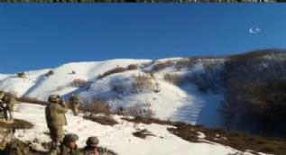 Bitlis'te patlama: 1 askerimiz şehit oldu