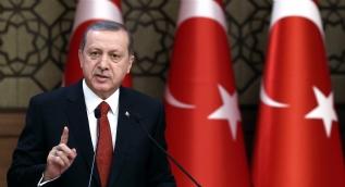 Erdogan: Vize konusu, 2015 sonunda kalkacaktı vizeler 2016'ya ertelediler şu anda 2017'deyiz. AB dürüst değil