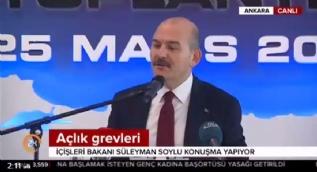 Bakan Soylu: [Gülmen ile Özakça] DHKP-C adına birçok eylemlere imza attılar