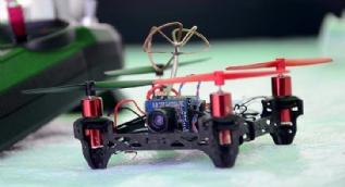 Ortaokul öğrencisinden 'bomba bulan drone'
