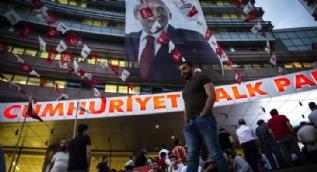 CHP Genel Merkezi Karıştı