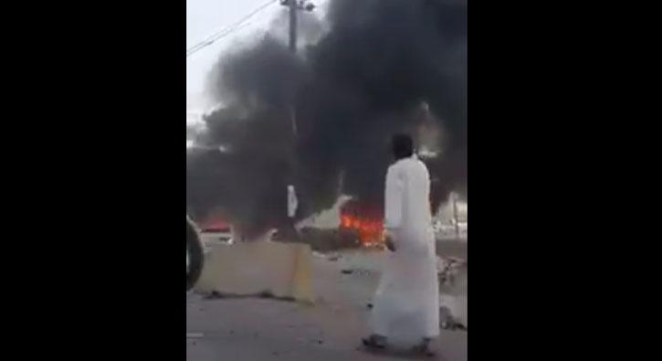Irak'ta bombal� sald�r�