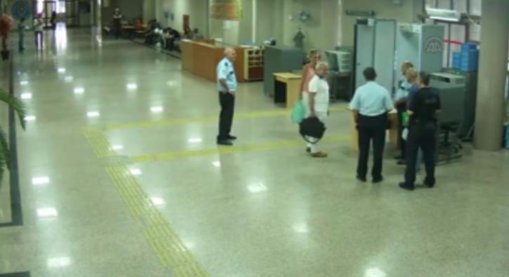 Tutuklu Hakim Karasu'nun 15 Temmuz �ncesi adliye g�r�nt�leri