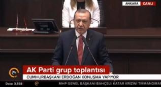 Cumhurbaşkanı Erdoğan: Biz Müslümanlar için mübarek beldeleri korumak imkan değil, iman meselesidir