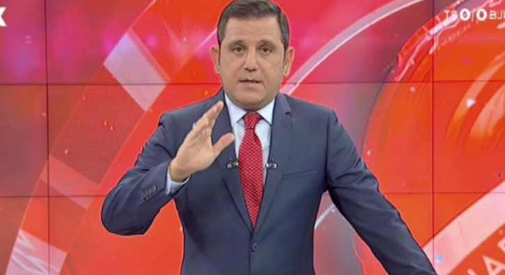 Fatih Portakal'dan FET�'den tutuklanan Ercan G�n'e destek!