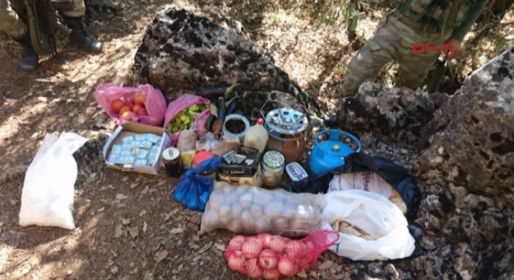 Lice k�rsal�nda PKK'ya uyu�turucu darbesi
