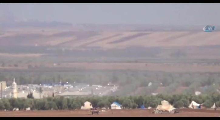 Suriye'de �SO ile DAE� aras�nda �at��malar s�r�yor