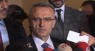 Maliye Bakanı Ağbal'dan dolar açıklaması