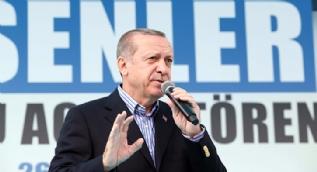 Cumhurbaşkanı Erdoğan: Size yazıklar olsun