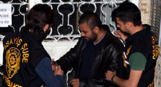 Diyarbakır'da yolda yürüyen çifte saldıran şüpheli yakalandı
