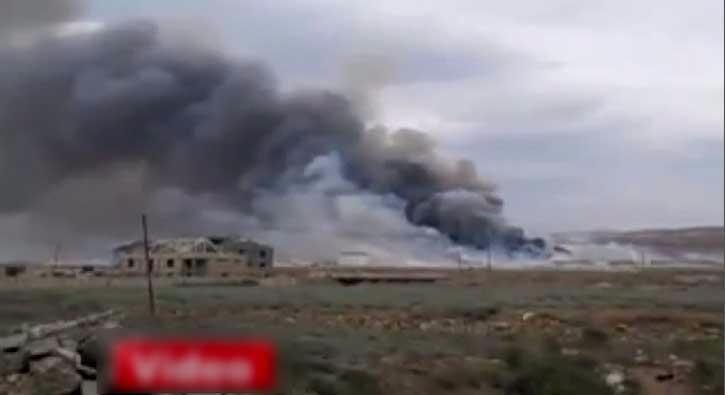 Azerbaycan�da silah fabrikas�nda patlama