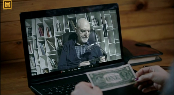 Kurtlar Vadisi Pusu'da y�llar �nce 1 dolar sahnesi!