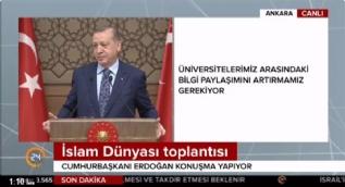 Cumhurbaşkanı Erdoğan: Yardımcı Doçentlik nedir? Birilerini oyalamak için yapmışlar