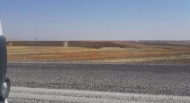 PKK'l�lar taraf�ndan yola tuzaklanan EYP b�yle imha edildi