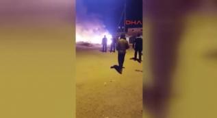 Adana'da Suriyeli göçmenler ve mahalleli arasında gerginlik