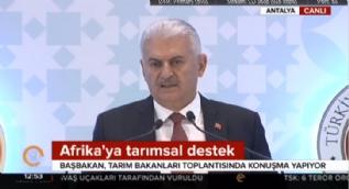 Başbakan Yıldırım:Türkiye son 15 yılda son 50 yılın başarısını göstermiştir