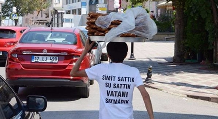 Simit�i, 1 g�nl�k has�lat�n� 'Demokrasi �ehitleri'ne ba���lad�