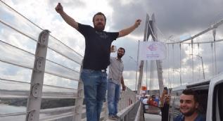 Taksim'deki t�rende bir ilk