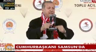 Cumhurbaşkanı Erdoğan:Kılıçdaroğlu dersine çalışmadı