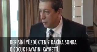 '13 yaşındaki Türk kızının derisini yüzdüm' diyen Ermeni Doktor..