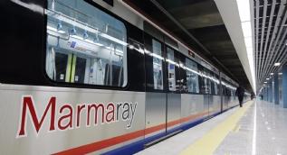 Marmaray'da yanlış yangın alarmı