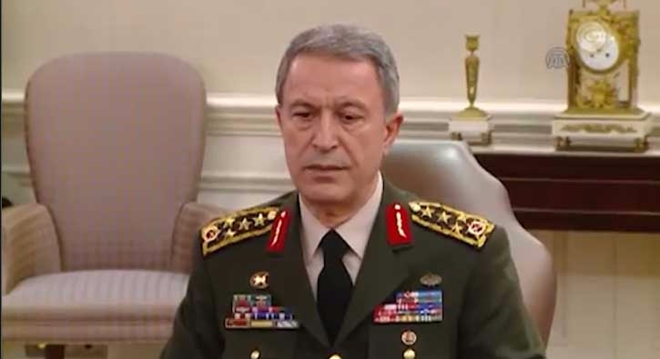 Y�ksek Askeri �ura topland�