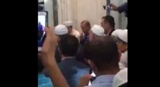 Cumhurba�kan� Erdo�an �ehitler i�in Kur'an okudu