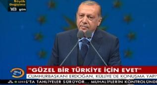 Cumhurbaşkanı Erdoğan: Bunların, benim kürt vatandaşlarımı temsil etmek gibi bi derdi yok